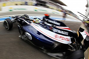 Maldonado looks forward to 2013 with Williams
