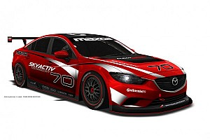 Mazda6 with  diesel engine to compete in GX class at Daytona 24 hour event
