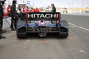 IndyCar Breaking news Team Penske and Hitachi continue partnership for 2013