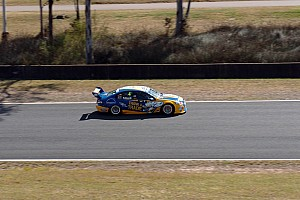 V8 Supercars Practice report Irwin Racing look towards Saturday in Sydney