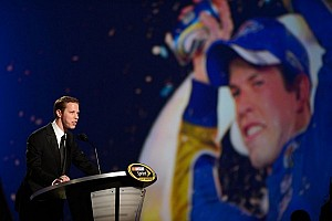 NASCAR Sprint Cup Special feature Keselowski hits NASCAR's jackpot to close out 2012 Champion's Week