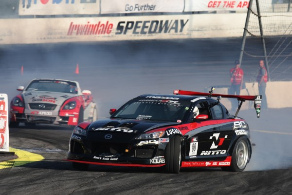 Formula DRIFT hosts Hurricane Sandy fundraiser at Irwindale