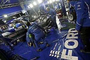 WRC Breaking news Ford wishes Solberg well as Norwegian bows out of WRC