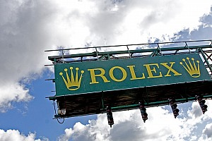 Formula 1 Breaking news Rolex becomes F1's official timekeeper