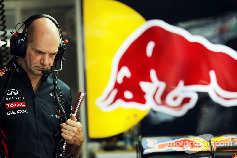 Late 2013 Red Bull 'not a problem' - Newey