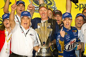 NASCAR Sprint Cup Special feature Keselowski, Penske championships voted Best Moments of 2012