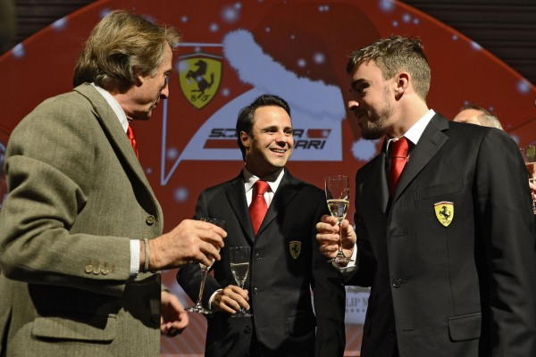 Christmas with the Ferrari family