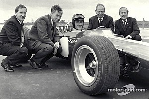 Formula 1 Special feature Remembering Colin Chapman: 1928-1982