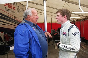 IndyCar Interview Conor Daly enjoyed testing at Sebring with the AJ Foyt team