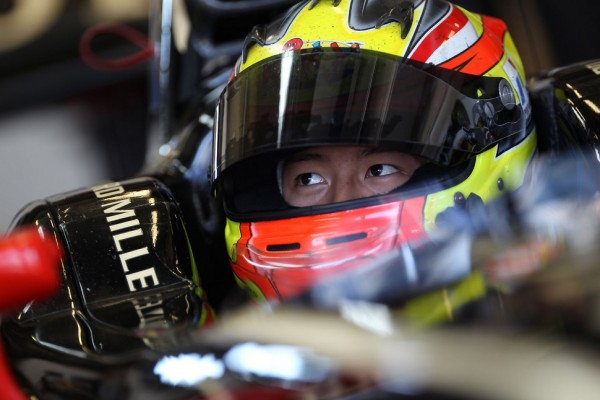 Barwa Addax Team signs Rio Haryanto for the 2013 season