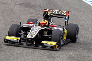 GP2 Breaking news Abt and Calado to chase for 2013 title with Lotus GP