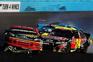 NASCAR Sprint Cup Special feature Top moments of 2012, #11: A fight in NASCAR: Nothing new right?