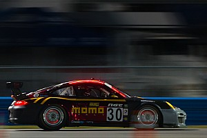 MOMO NGT Motorsport shakes down car at Daytona 24H testing