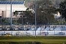 Drafting leads to multi-car crash during testing on Friday at Daytona