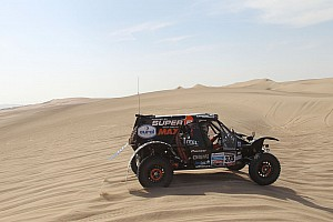 All of Maxxis Dakar Team make it safely through stage 7