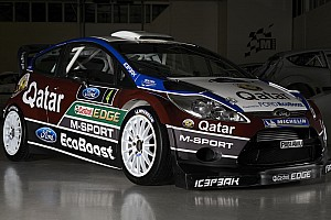 WRC Preview Challenging debut awaits Qatar M-Sport quartet