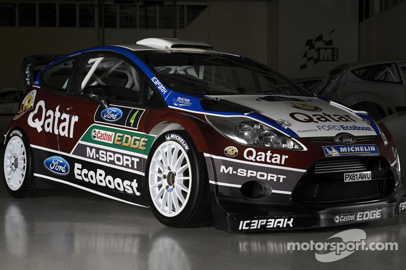 Challenging debut awaits Qatar M-Sport quartet