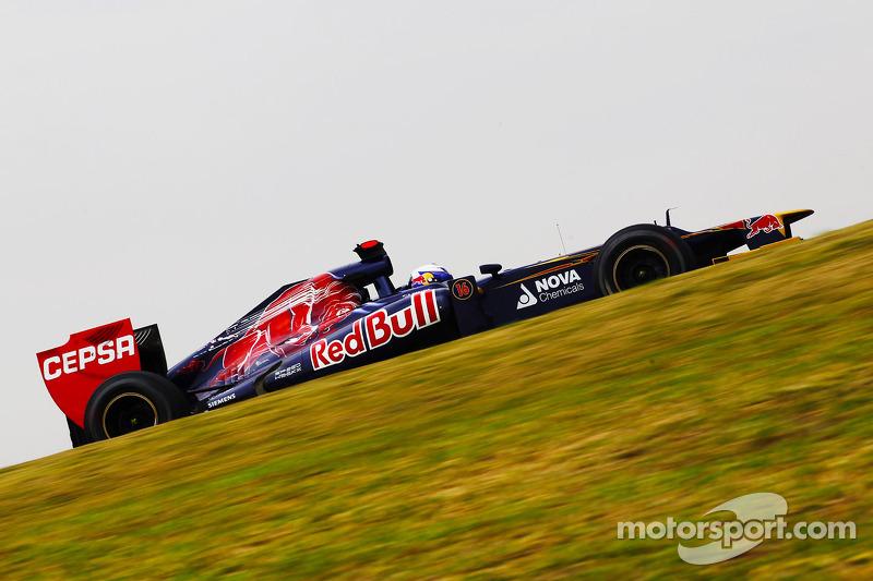 Ricciardo to debut 2013 Toro Rosso at Jerez