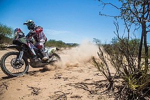 Dakar Stage report Goncalves takes second in Dakar's 11th stage
