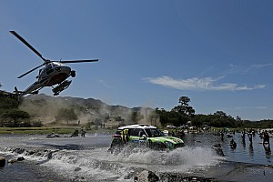 Dakar Stage report Peterhansel highest placing X-raid driver on stage 11