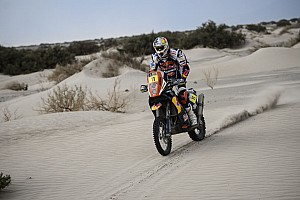 Dakar Stage report Argentina: Stage 12 - Fiambala to Copiapo marks return to Chile