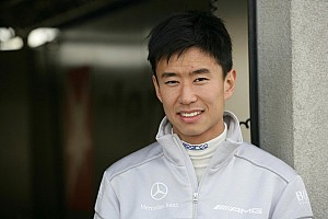 Asian Le Mans Interview Chinese DTM driver Cheng in the new Asian sportscar series