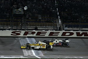 IndyCar Breaking news Three heat races to set Iowa grid again in 2013