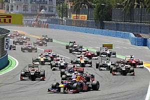 Formula 1 Breaking news F1 dream over, Valencia street circuit crumbles