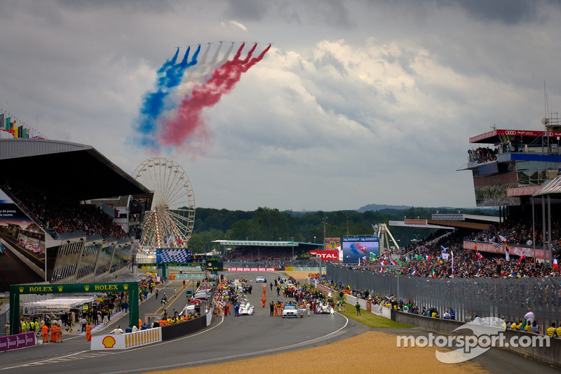 Le Mans 24-Hours is not affected by the economy