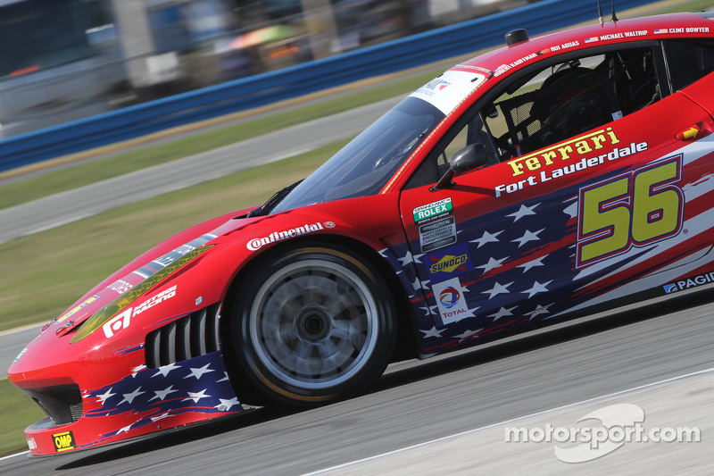 AF Waltrip Racing qualifies 17th for Daytona 24H