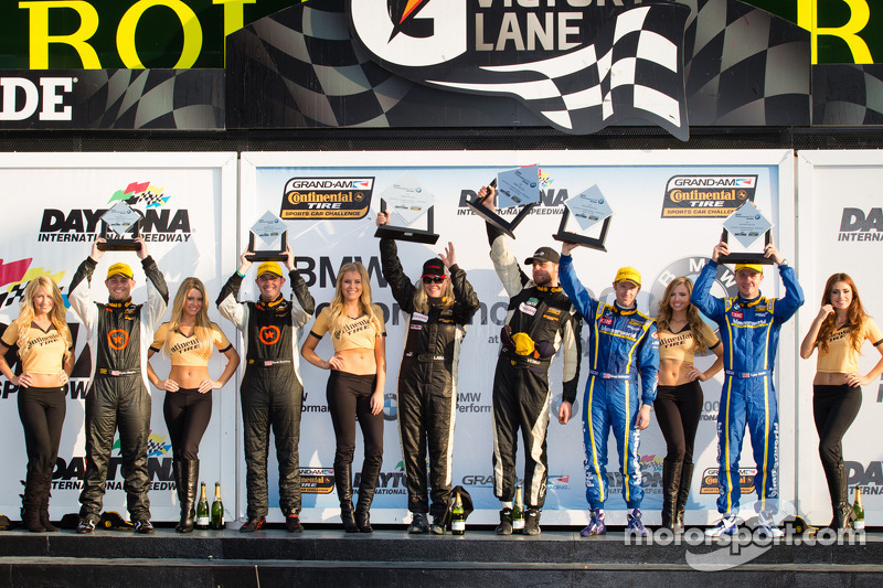 Johnson, Roush Jr. won again at SCC BMW Performance 200 in Daytona