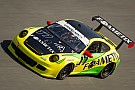 FOAMETIX/Burtin Racing Porsche rallies in Daytona opening stages