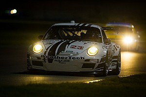 WeatherTech Racing Porsche third after 18 hours at Daytona