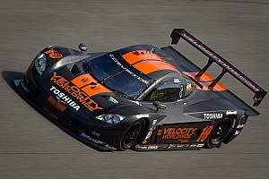Runner-up at Rolex 24 something for Wayne Taylor Racing to celebrate