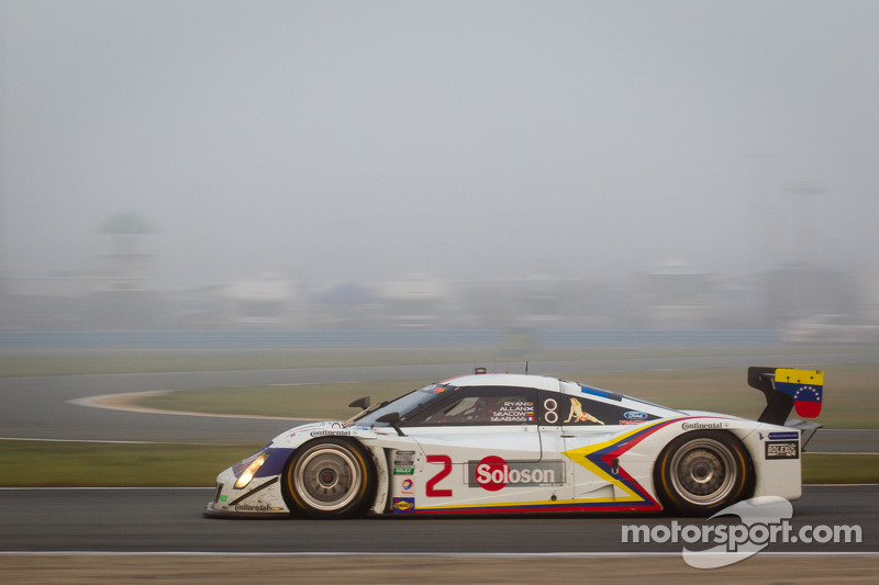 Ryan Dalziel in title vow to ease Rolex 24 pain