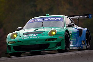 ALMS Breaking news Team Falken Tire adds Porsche driver Nick Tandy for Sebring 12 Hour