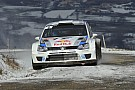 Off to the icy cold: Volkswagen looks ahead to the Rally Sweden