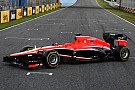 Marussia kicks off new season by launching their MR02