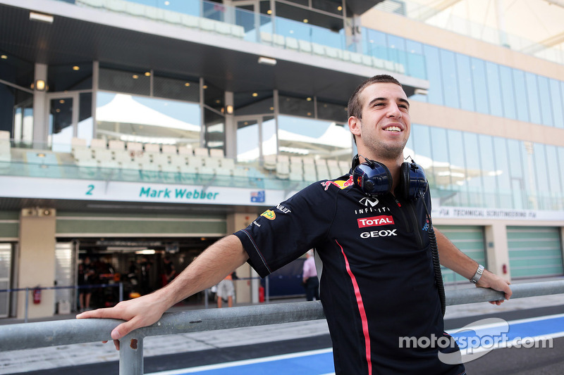 Next Red Bull youngster pushing for Toro Rosso seat