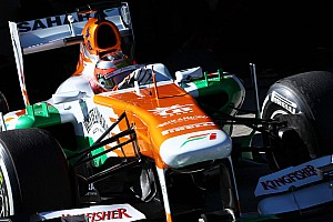 Sahara Force India ends tests in Jerez with Bianch ahead Di Resta