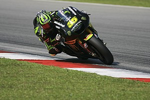 Crutchlow and Smith conclude successful Sepang test