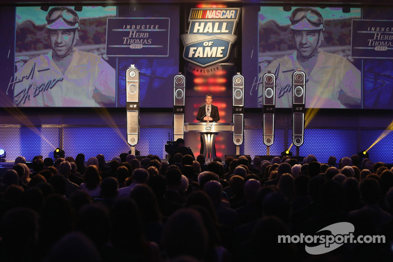 NASCAR Hall of Fame welcomes five new members