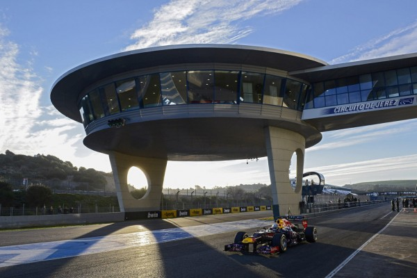 Minardi's impression of first preseason testing in Jerez