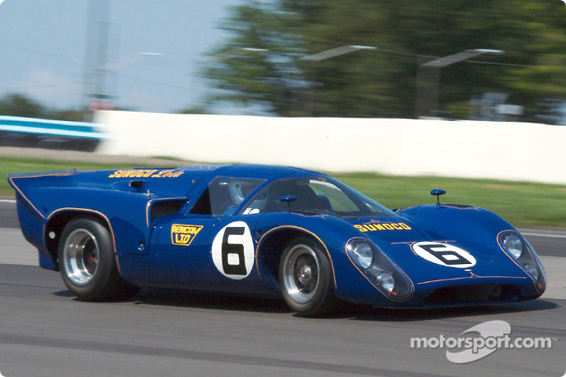 The spirit of Mark Donohue envisioned anew