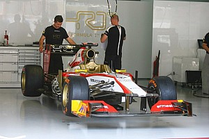 Formula 1 Breaking news Parts recycler buys HRT assets - report