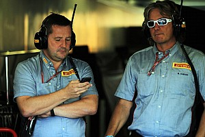 Pirelli preview for the official F1 test in Barcelona