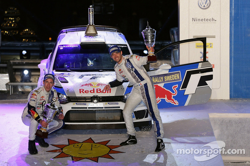 Gravel, altitude, heat: Volkswagen set for Rally Mexico