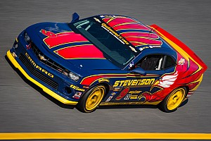Grand-Am Race report Stevenson Motorsports takes 10th in CTSCC at Texas