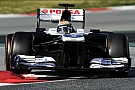 Williams concludes pre-season testing showing good reliability in Spain