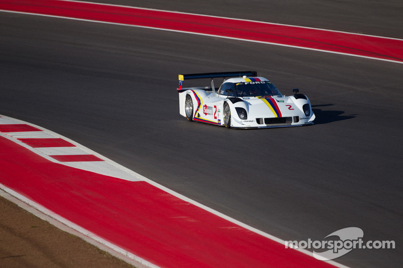 Dalziel scores a stunning second place at COTA